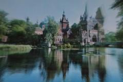 Budapest-Town-Park-Vajdahunyad-Castle