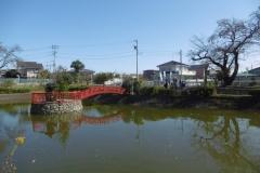 P1010190-Pond-in-Higashimatsuyama